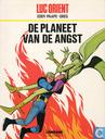Bandes dessinées - Luc Orient - De planeet van de angst