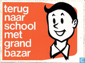 Oldest item - Terug naar school met Grand Bazar - Suske