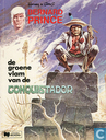 Strips - Bernard Prince - De groene vlam van de conquistador