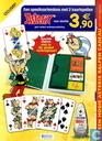 Een speelkaartendoos met 2 kaartspellen Asterix