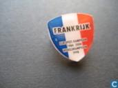 Frankrijk - Europees kampioen 1984 2000 Wereldkampioen 1998