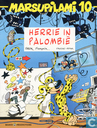 Comic Books - Marsupilami - Herrie in Palombië