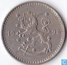 Finnland 1 Markka 1938