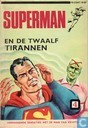 Books - Superman [DC] - Superman en de twaalf tirannen