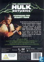 DVD / Vidéo / Blu-ray - DVD - The Incredible Hulk Returns