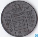 België 5 francs 1941 (FR)