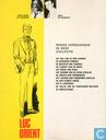 Strips - Luc Orient - De planeet van de angst