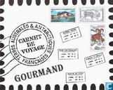 Gourmand: Non Carnet voyage de 3