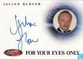 Julian Glover in For your eyes only