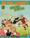 Comic Books - Macaroni's, De - Cocktails en voetbal