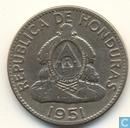 Honduras 10 centavos 1951