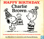 Happy birthday, Charlie Brown