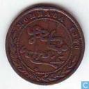 Mombasa 1 pice 1888 (1306)
