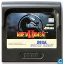 Jeux vidéos - Sega Game Gear - Mortal Kombat II