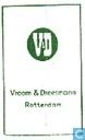 Oudste item - Vroom & Dreesmann
