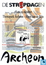 De Stripdagen - 18 en 19 oktober - Themapark Archeon - Alpen aan de Rijn