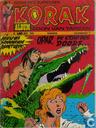 Comics - Korak - Opar, de stad des doods