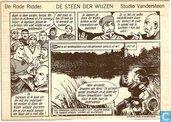 Comics - Rote Ritter, Der [Vandersteen] - De Steen der Wijzen