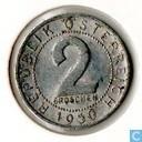 Austria 2 groschen 1950