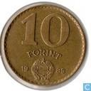 Hongarije 10 forint 1983
