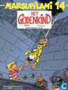 Comics - Marsupilami - Het godenkind