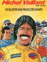 Strips - Michel Vaillant - De bluffer van Francorchamps