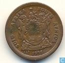 Afrique du Sud 1991 2 cents
