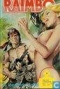 Comic Books - Raimbo - De loerende dood