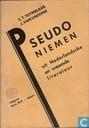 Pseudoniemen uit Nederlandsche en vreemde literatuur
