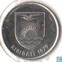 Kiribati 5 cents 1979