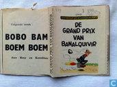 Comic Books - Gebroeders Clips, De - De grand prix van Banalquivir