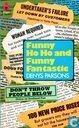 Funny ho ho and funny fantastic