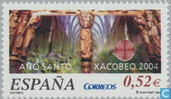 Heilig Jaar Santiago de Compostella
