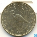 Hongrie 5 forint 2001