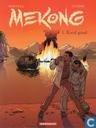 Comics - Mekong - Rood goud