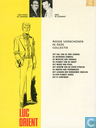 Comic Books - Luc Orient - De bevroren zombies