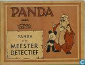 Bandes dessinées - Panda - Panda en de meester-detectief