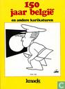 Comic Books - 150 jaar België [De Graeve] - 150 Jaar België en andere karikaturen