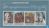 The age of Lancaster and York