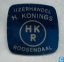 HKR IJzerhandel H. Konings Roosendaal
