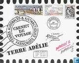 Carnet de voyage n°2 - Terre Adélie
