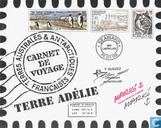 Carnet de voyage n°2 - Adélieland