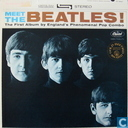 Vinyl records and CDs - Beatles, The - Meet The Beatles