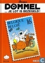 Strips - Dommel - Dommel ...je lot is bezegeld!