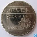 Aruba 1 florin 2002