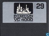 Video games - Interton VC4000 - 29 : Metropolis/Hangman