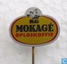 KG Mokagé oploskoffie