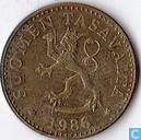Finland 20 penniä 1986
