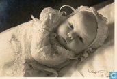 Prinses Beatrix 12 mei 1938.