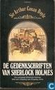 De gedenkschriften van Sherlock Holmes